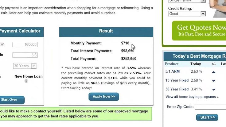(adsbygoogle = window.adsbygoogle || []).push();       (adsbygoogle = window.adsbygoogle || []).push();  Calculate your monthly mortgage payment using mortgage calculator present on http://www.calculators4mortgages.com/mortgage-calculator/monthly-payment source  #Buy a #home...