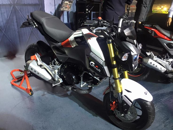 Custom 2016 Honda MSX 125 | Motorcycle Review / Specs / Pictures / Videos - Motorcycle News & Reviews at www.HondaProKevin.com