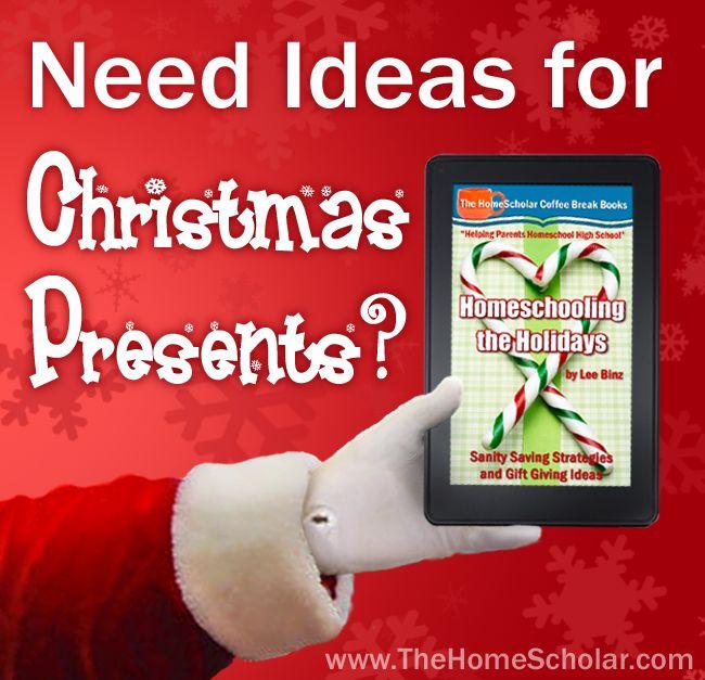 Amazing I Need Christmas Gift Ideas Part - 1: Need Ideas For Christmas Presents? Christmas Gift Ideas For Homeschooling  Kids