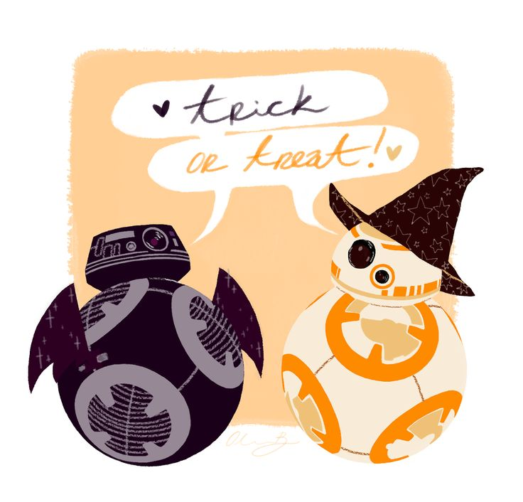 "peacheebun: ""beep boop bwee hallowee(n)!! """