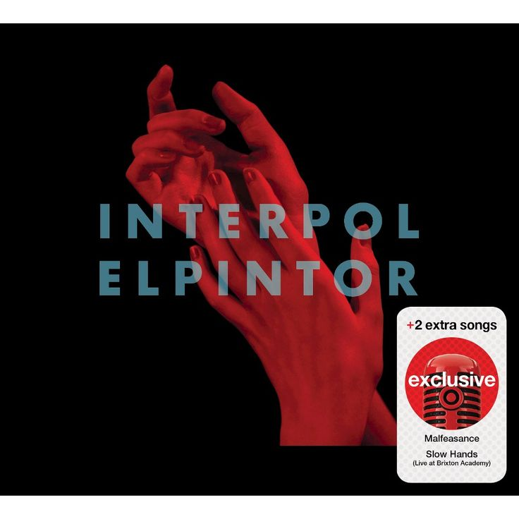 Interpol - El Pintor (Deluxe Edition) - Target Exclusive
