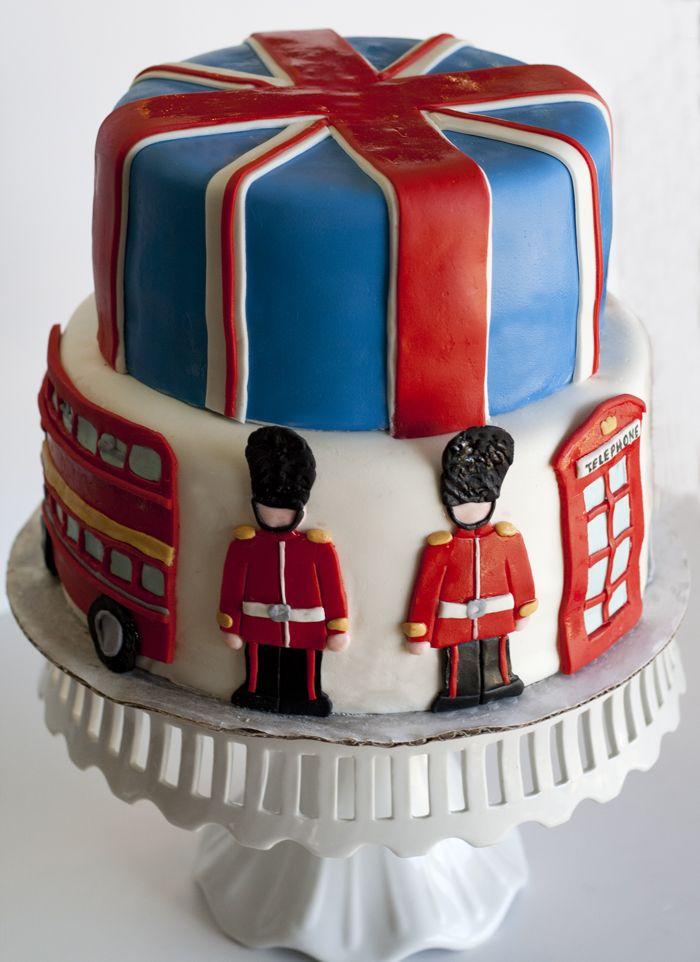 английские торты фото