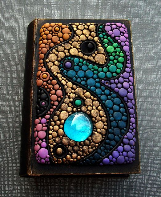 Little Peacock Book Box by MandarinMoon, via Flickr