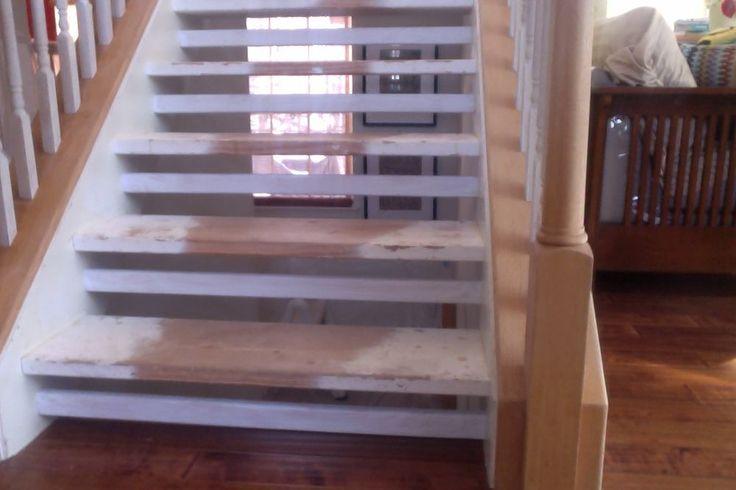 Reforma de Escadas Flutuantes   – Home Improvement