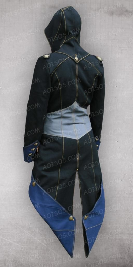 Assassins Creed III the Eagle New Design Jacket Hoodie Stand out!