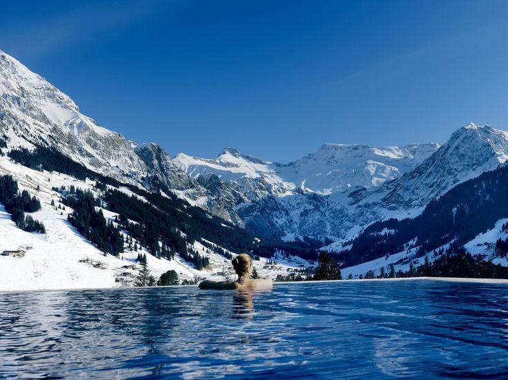 Huikeimmat hotellien uima-altaat Euroopassa