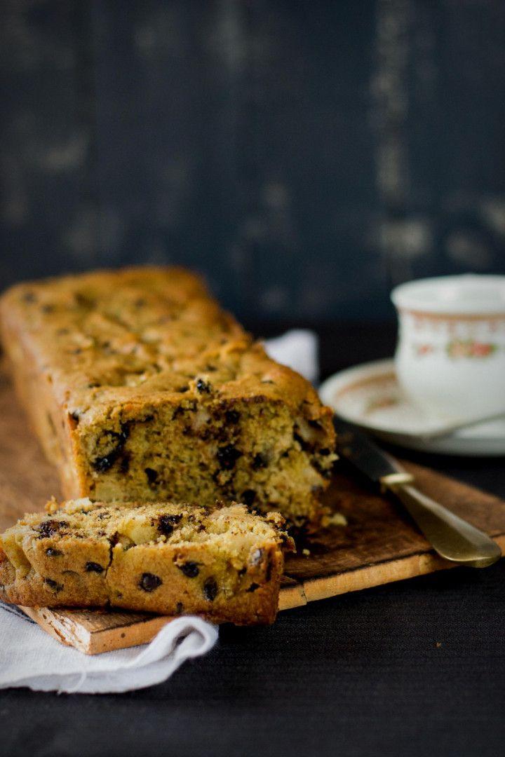 Chocolate Pear Teabread (recipe)