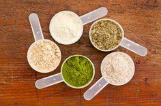 Eiweißpulver ist Protein pur. Eiweissreiche Nahrung fördert Muskelaufbau. Test: 90% Proteinpulver sind minderwertig. So erkennst Du gute Eiweißprodukte.