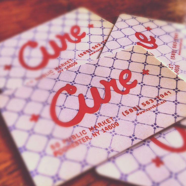 G I F T   C A R D S - Cure Restaurant in Rochester NY