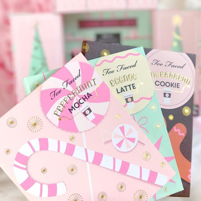 Too Faced Christmas In New York | Grande Hotel Cafe