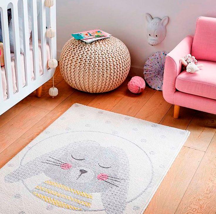 Si estás decorando la habitación de tu bebé, al elegir los textiles prefiere modelos con tejidos suaves y diseños tiernos.  #LópezCotilla #Guadalajara #GrupoLarMéxico #Jalisco #Baby #Follow4Follow #FollowToFollow #Design #Cuty #BabyRoom