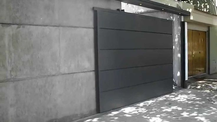 17 best images about portones on pinterest iron gates for Portones de hierro para garage