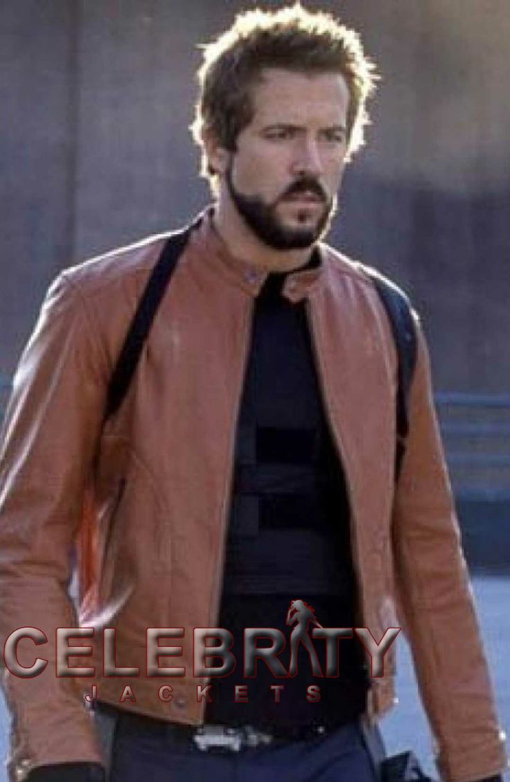 Blade Trinity Hannibal King (Ryan Reynolds) Leather Jacket