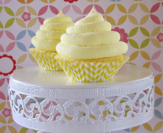 Fake Cupcake Candy Land Chevron Collection 1 by 12LegsCuriosities