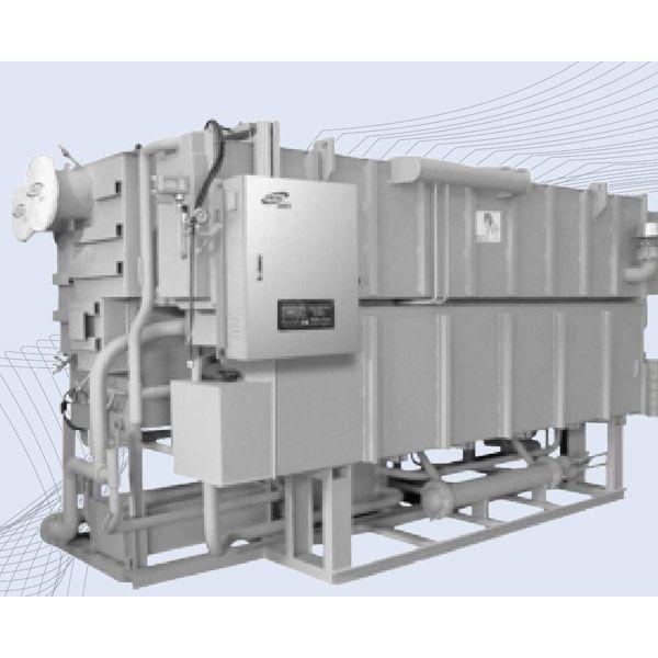 چیلرهای جذبی دو مرحله ای با محرک بخار سری E نوع عادی، ساحت شرکت سامجونگ کره جنوبی میباشد. چیلر جذبی دو اثره