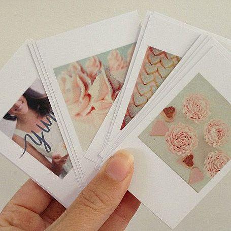 13 Ways to Print Instagram Photos. #photos #instagram