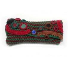 400 dollar?!!! Prada Crochet Clutch