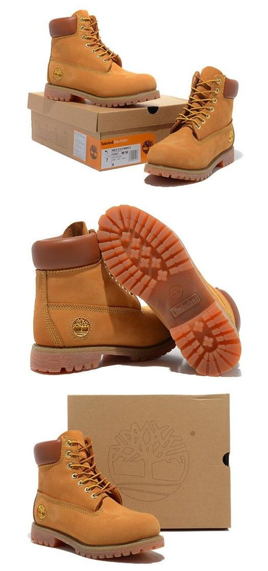Timberland Men 6 Inch Boots Metal Logo Wheat,Fashion Yellow Timberland Men Boots,New timberland classics Boots 2016,timberland style boots,customized timberland boots