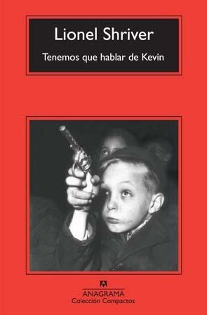 """Tenemos que hablar de Kevin, de Lionel Shriver → """"Hace años que sigo el blog librosyliteratura.es, podría decirse que es el responsable de mis compras en materia de libros de los últimos tiempos. Es por ello que, el hecho de contar con la posibilidad de escribir en la página algunas reseñas, tiene un gran significado para mí..."""" Lee la reseña completa en http://www.librosyliteratura.es/tenemos-que-hablar-de-kevin.html por María Mansilla Cuñarro"""
