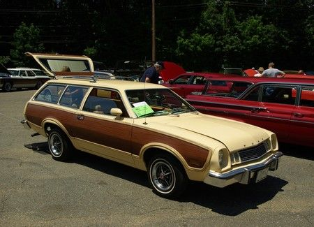"""pinto station wagon  ...Mine was RED with mag wheels and a cherry bomb """"muffler"""".. manual gear shift! First car I bought for myself"""