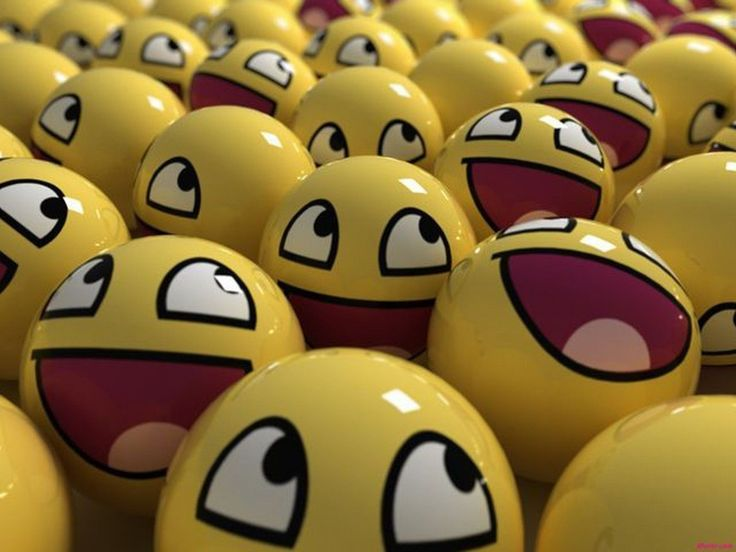 Smiley Faces - Free Smiley Face Wallpaper for your Desktop Background