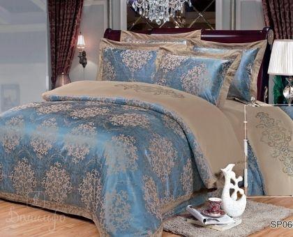 Купить постельное белье BURSEMTO 150х210 1,5-сп от производителя Silk Place (Китай)