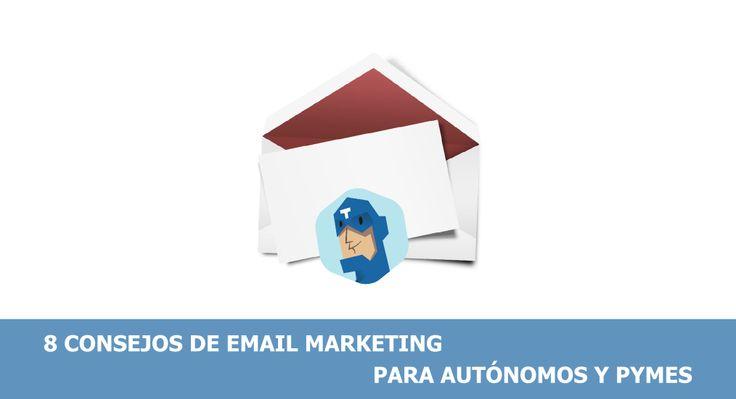 ¿Utilizas el email marketing como autónomo o pyme? ¿No? Entonces estás tirando ventas cada día. El email es el canal de venta más potente de Internet, muy por encima de las famosas redes sociales, y ya deberías estar usándolo si quieres generar más y más clientes.