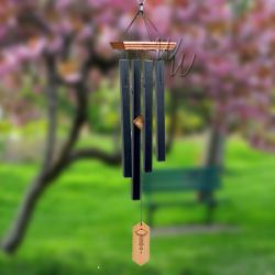 """Woodstock Percussion 25"""" Craftsman Wind Chime"""
