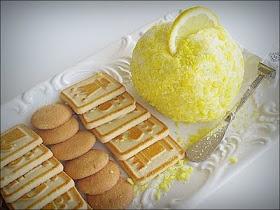 Lemon Drop Cheesecake Ball and Pecan Chocolate Chip Cheesecake Ball