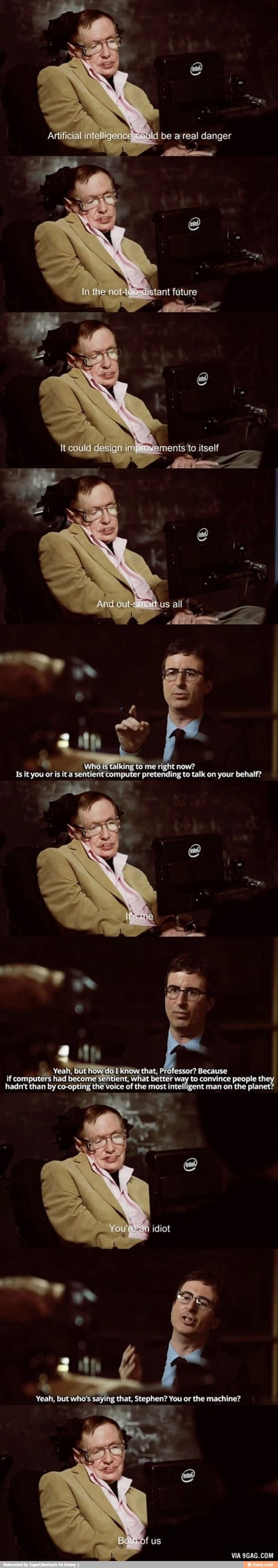 Owned by Steven hawking