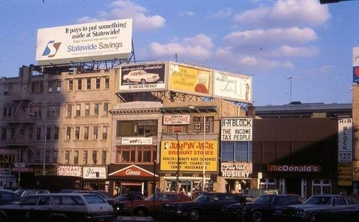 Journal Square 1970s In 2020 Jersey City City Towns