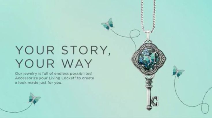 Your story, your way....with #origamiowl jewelry! New key locket!  #key #locket #charms #butterfly