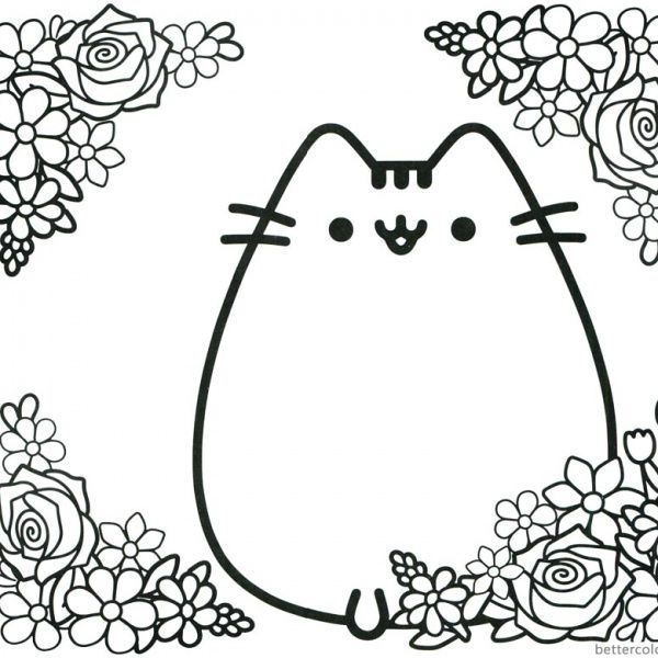 Pusheen Coloring Pages Cute Dinosaur Hat Free Printable Coloring Pages Pusheen Coloring Pages Free Printable Coloring Coloring Pages