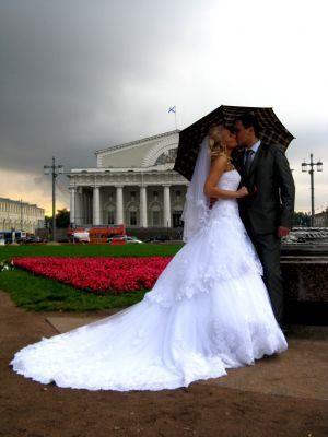 Свадебное платье benjamin roberts №907