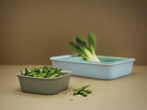 Stelton RigTig Cook & Serve Ovnfaste Fade 3 stk Blå/grøn