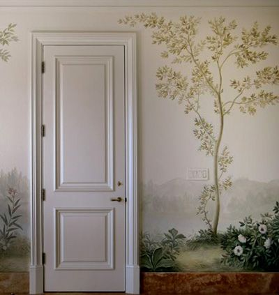 Painted Wall Murals 151 best tree wall murals images on pinterest | projects, drawings