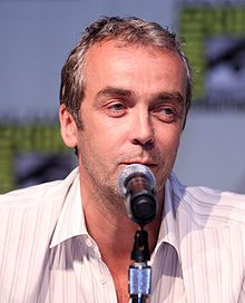 John Hannah (born 23 April 1962) is a Scottish film and television actor. He came to prominence in Richard Curtis's Four Weddings and a Funeral (1994) and has since appeared alongside Gwyneth Paltrow in Sliding Doors (1998) and in Stephen Sommers' Mummy series (1999, 2001, 2008). His television roles include: Dr Iain McCallum in McCallum (1995–1998); D.I. John Rebus in Rebus (2000–2001); Jack Roper in New Street Law (2006–2007); Jake Osbourne in Cold Blood (2007–2008), Jack Cloth in A Touch…