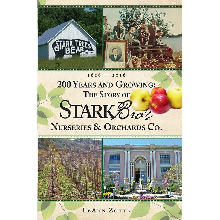 "200 Years and Growing | #starkbros #exclusive ""Discover 200 years of Stark Bro's deep horticultural roots. From 1816 to present-day, learn the remarkable story of this family-owned company and how it shaped the nursery industry"""