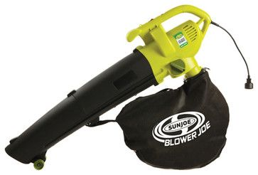 3-in-1 Electric Blower Vacuum And Leaf Shredder - contemporary - Outdoor Maintenance - HPP Enterprises