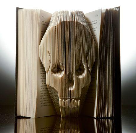 Dogeared Design. The Folded Book Art of Isaac G. Salazar.