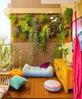 Green City: How to Create Urban Gardens & Chic Green Spaces