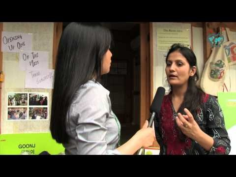 BonVoyage E.23: Social enterprise GOONJ, India, ASES (HD) #MakeChangeTV #Socent #GOONJ #India