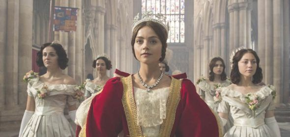 ITV has renewed its Victoria TV show for a second season. PBS reportedly has done the same, but no announcement has been released. What do you think?  Do you plan to watch?