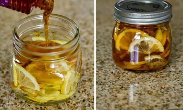 Livre-se da tosse e da dor de garganta com este xarope de gengibre e limão | Cura pela Natureza | Bloglovin'