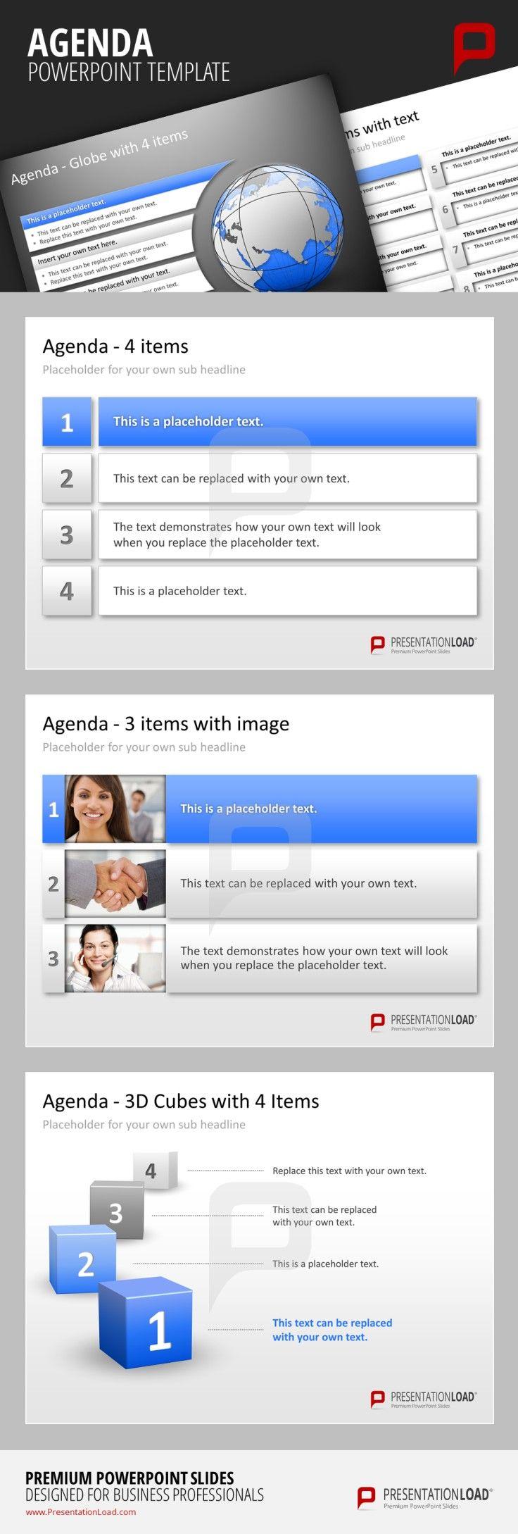 29 besten AGENDA // POWERPOINT Bilder auf Pinterest | Tabelle ...