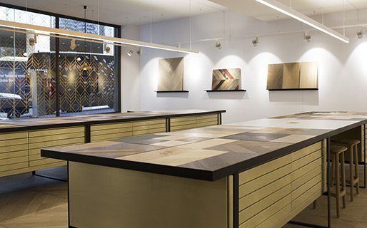 Global wood flooring showrooms: Sydney