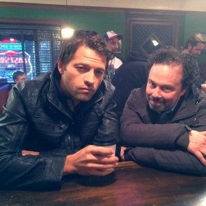 The latest - 'Supernatural' season 9 notes: DJ Qualls returning; plus, Misha Collins with Curtis Armstrong