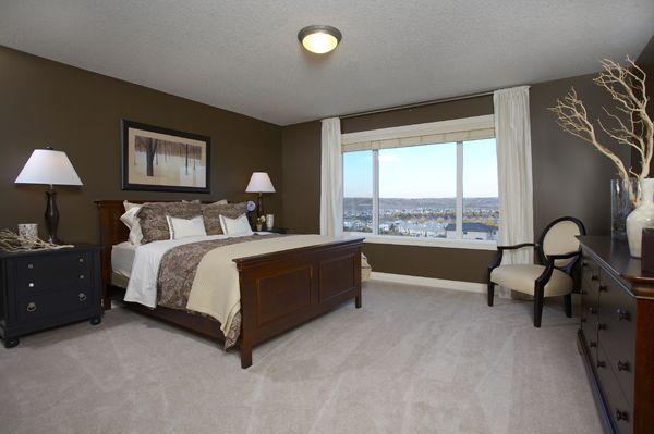 Master Bedroom Manchester II (Jumping Pound Ridge) WestView Builders Design.   http://westviewbuilders.com/homeDesigns/homeModel/ManchesterII