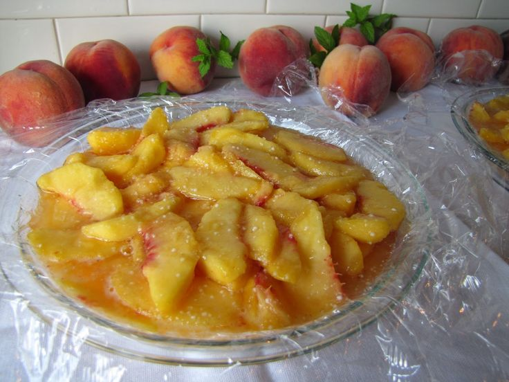 Frozen peach pie filling mennonite girls can cook for Peach pie recipe with canned peaches