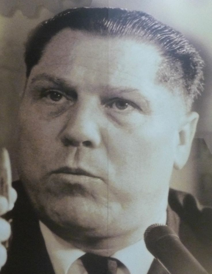 the life and career of jimmy hoffa Read about the mysterious disappearance of jimmy hoffa, who became a   1930s and was president of the teamsters union, at biographycom.